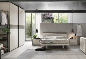 Итальянская деревянная кровать CHARLIE