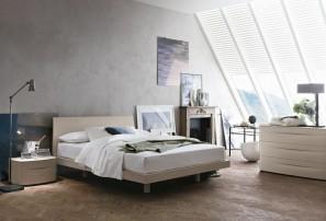 Итальянская деревянная кровать GRACE