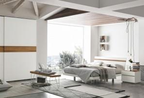 Итальянская деревянная кровать JOKER