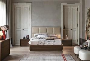 Итальянская деревянная кровать PRESTIGE