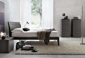 Итальянская деревянная кровать RIVIERA