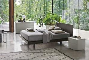 Итальянская деревянная кровать ROGER