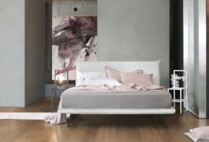 Итальянская двуспальная кровать BRAVO