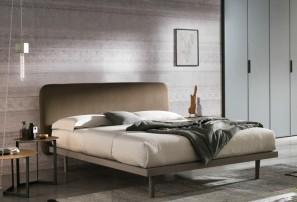 Итальянская двуспальная кровать MILLY