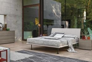 Итальянская двуспальная кровать SEVEN