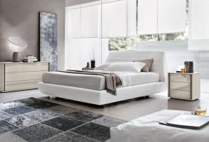 Итальянская двуспальная кровать SEVILLE