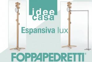 Вешалка напольная Foppapedretti Espansiva Lux